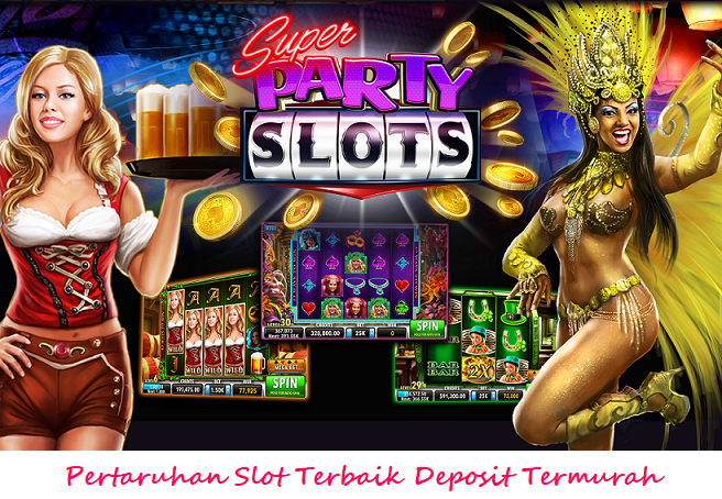 Pertaruhan Slot Terbaik Deposit Termurah